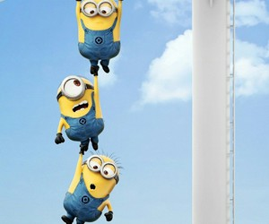 funny, images, and minions image