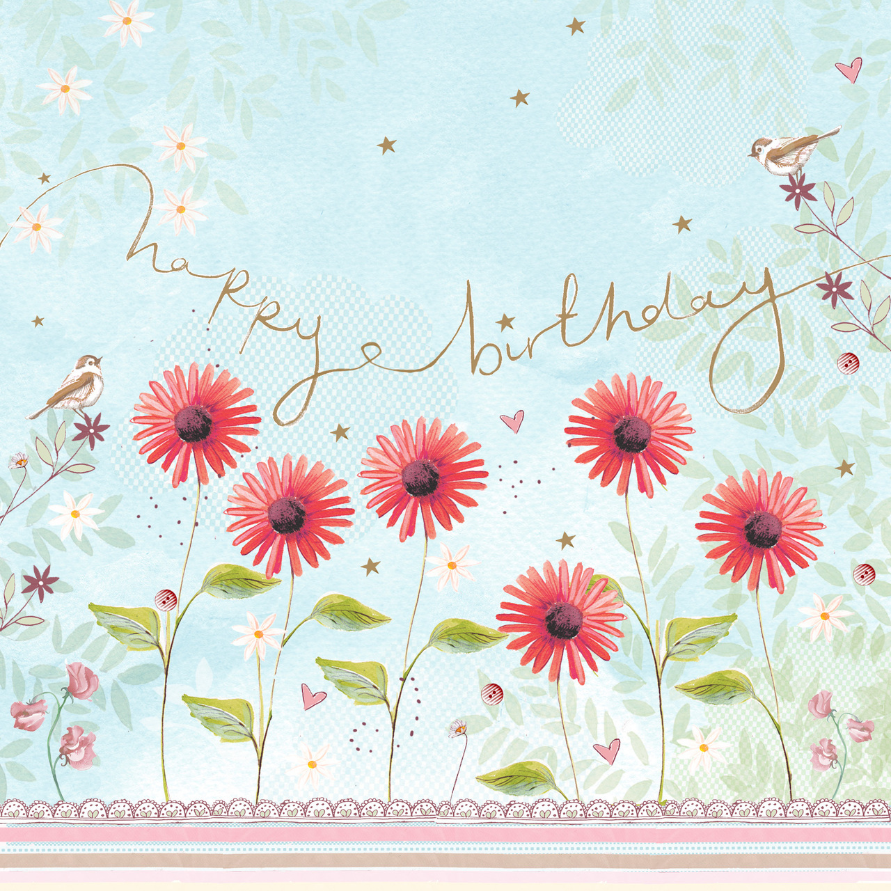 Birthday Spring Shared By Enue On We Heart It