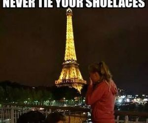 paris, funny, and lol image