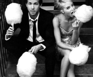 black and white, fairyfloss, and celebrities image