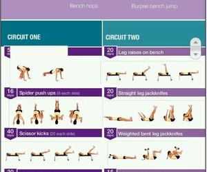 bbg and workout image