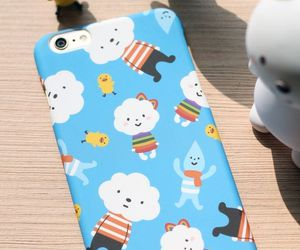 cute cartoon, cute case, and kawaii case image