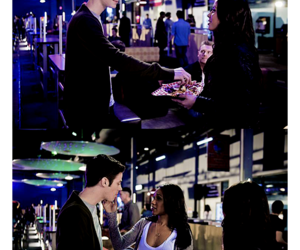 actor, couple, and the flash image