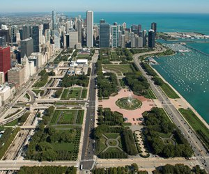 chicago, illinois, and il image