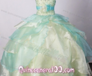 sweet 16 dresses, elegant quinceanera dress, and pretty quinceanera dress image