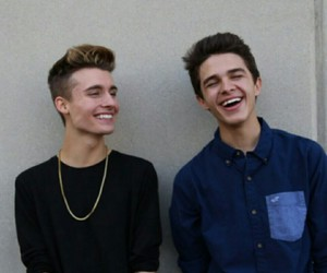boy and brent rivera image
