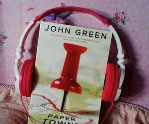 john green and papertowns image