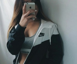 nike, iphone, and Calvin Klein image