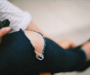 jeans, vintage, and photography image