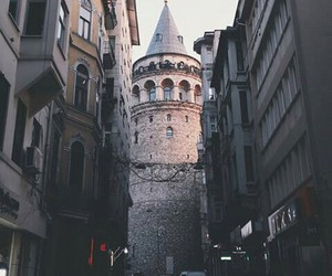 architecture, cool, and galata image