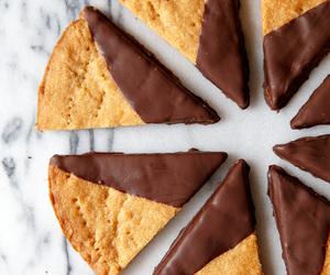 chocolate, food, and desserts image