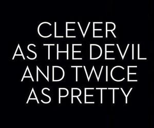 quotes, pretty, and Devil image
