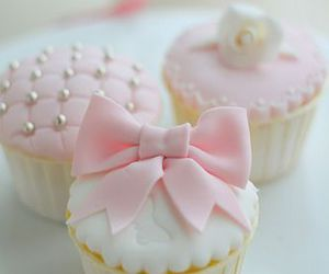 cupcake, sweet, and cute image