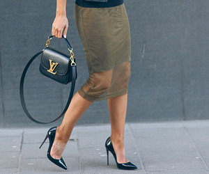 heels and bag image