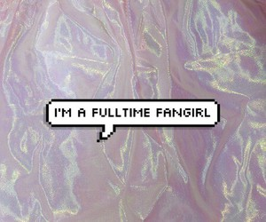 fangirl and quote image