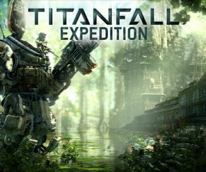 videogame, titanfall, and titanfall expedition image