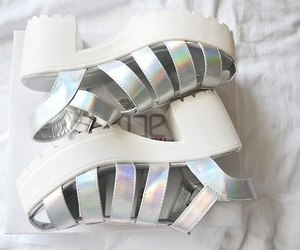 shoes, fashion, and grunge image