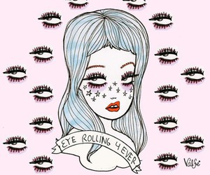 valfre, pink, and art image