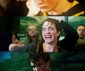 cedric diggory, harry potter, and hp image
