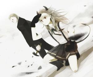 anime, manga, and shin image