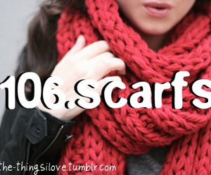 girl, photography, and scarves image