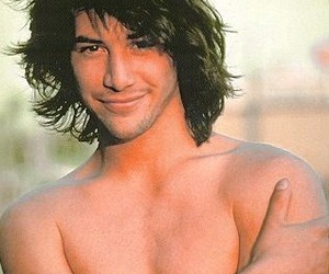 keanu reeves, actor, and young image