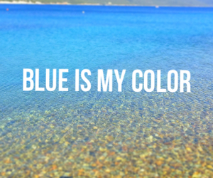 beautiful, blue, and colorful image