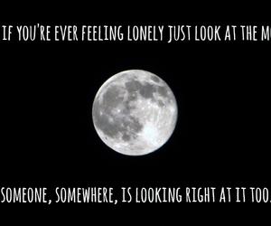 dark, inspirational, and lonely image