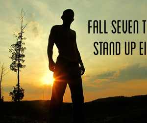 fall, inspirational, and person image
