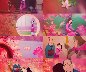 amour, chine, and disney image