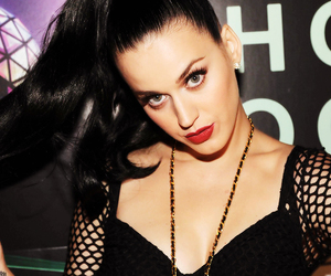 katy perry and black image