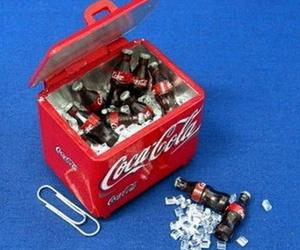 background, coca cola, and mini image