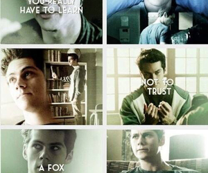 teen wolf, nogitsune, and fox image
