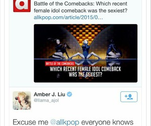 amber, fx, and sulli image