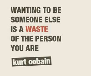 life, quotes, and waste image