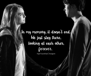 quentin, MARGO, and papertowns image