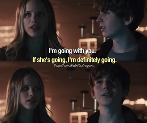 ben, lacey, and paper towns image