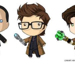 doctor who, doctor, and 10th doctor image