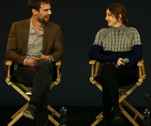 Shailene Woodley, insurgent, and sheo image