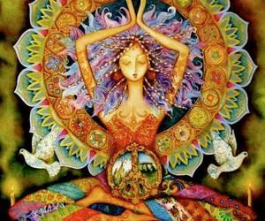 peace and meditation image