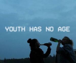 age, glow, and grunge image