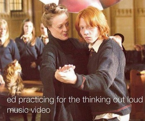 dance, funny, and harry potter image