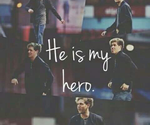 niall horan, one direction, and hero image