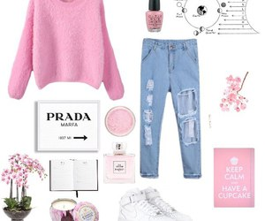 Polyvore, tumblr, and out fit image