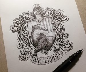 harry potter, house, and ravenclaw image