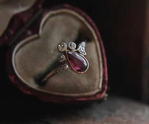 band, gem, and diamond image
