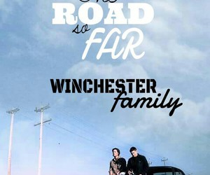 supernatural and winchester image