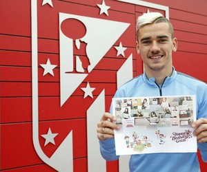 griezmann, football, and soccer image