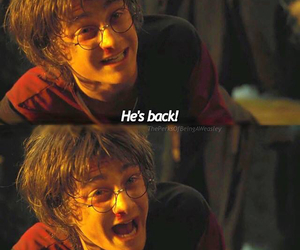 daniel radcliffe, harry potter, and the goblet of fire image