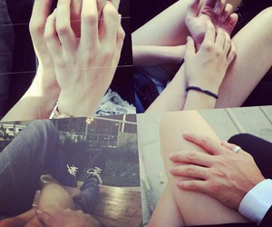 Best, hands, and couple image